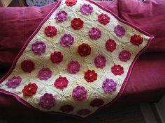 Ravelry: Project Gallery for Peony pattern by Jan Eaton