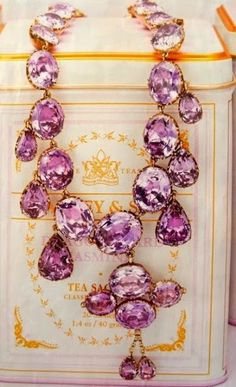 The French Tangerine: ~ radiant orchid