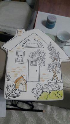 Cam ev ve doğa ile tam füzyon