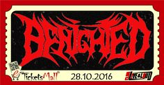 Последни билети за BENIGHTED Live in Sofia! ПЕТЪК!  Остават малко билети на eTicketsMall.com. Brutal Death/Grind @ Live&Loud! #Билети #Tickets: https://www.eticketsmall.com/product_info.php?products_id=642