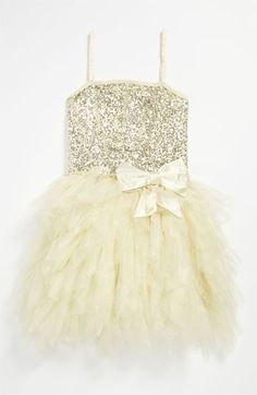 Ooh! La, La! Couture 'Wow' Sequin Tutu Dress (Big Girls) available at #Nordstrom