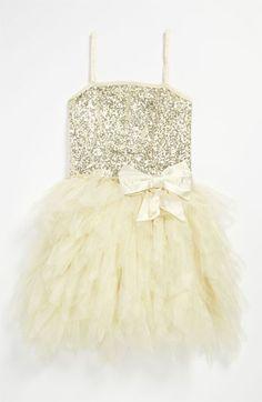 Ooh! La, La! Couture 'Wow' Sequin Tutu Dress (Big Girls) available at #Nordstrom