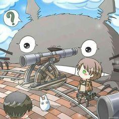Totoro—> AOT