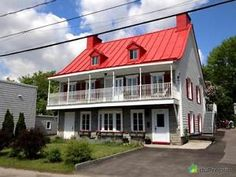 Kijiji - Buy, Sell & Save with Canada's Local Classifieds Rive Nord, Real Estate, Vacation, Mansions, House Styles, Outdoor Decor, Newspaper, Home Decor, House 2