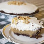 The BEST pie you'll ever make- Peanut Butter Pie from the Loveless Cafe