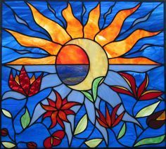 Image result for inner child stained glass