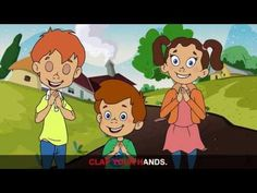 If You're Happy and You Know It - Kids Songs and Nursery Rhymes by EFlashApps @YouTube