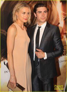 Zac & Taylor at the Melbourne premiere.