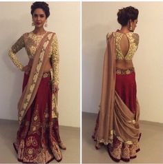 How to wear Lehenga Dupatta in Different Styles? Here are various lehenga dupatta draping styles that are perfect for various occasions and events. Indian Bridal Wear, Indian Wedding Outfits, Pakistani Outfits, Indian Wear, Indian Outfits, India Fashion, Ethnic Fashion, Asian Fashion, Lehenga Dupatta