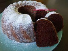 Raspberrybrunette: Čokoládovo-kokosová bábovka Táto bábovka bola úžas...