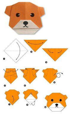 Bildergebnis für origami passo a passo Origami Design, Bear Origami, Instruções Origami, Origami Templates, Origami Dragon, Origami Folding, Useful Origami, Origami Stars, Origami Tutorial
