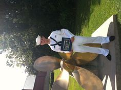 My son at his Navy Nuclear Power School graduation! So proud of him!