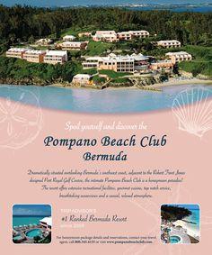 Pompano Beach Club Bermuda, Trip Advisor's #1 Ranked Bermuda Resort Since 2005.