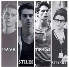 dave - stiles - thomas - stuart