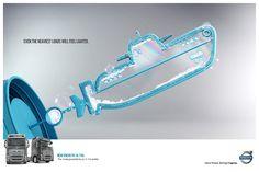 Volvo Trucks: Soap Bubble Submarine