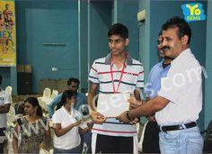 Congratulations Chetan Sharma for being runner-up with 23-21,17-21,21-19 in Boys Singles U17 YoGems Badminton Championship series,Noida