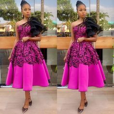 Aso Ebi Styles That Will Inspire You This Weekend African Attire, African Wear, African Women, African Dress, African Clothes, African Lace Styles, Trendy Ankara Styles, African Style, African Fashion Ankara