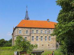 Burg Lüdinghausen Südseite