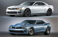 Motor'n News: Chevrolet Auctions Milestone 2014 Camaros for Causes at Barrett-Jackson