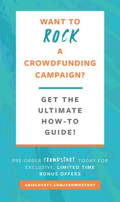 The Ultimate Guide To A Powerful & Profitable Crowdfunding Campaign Music Is Life, Live Music, Tool Music, Music Heals, Music Therapy, Indie Music, Music Industry, Music Lovers, Marketing And Advertising
