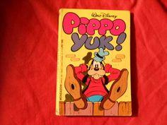 Fumetto/comics  I classici Disney PIPPO YUK!   n° 88  Aprile 1984 #WaltDisney #Pippo #fumetti #comics