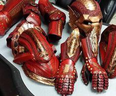 Asgardian Iron Man Suit