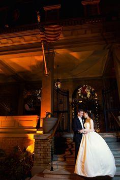 Southern Weddings – Atlanta, GA – Scobey Photography – Winter Wedding – Frosted Pumpkin – Capital City Club
