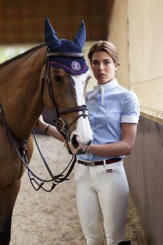 Gucci Charlotte Casiraghi equestrian outfit (Vogue.com UK)