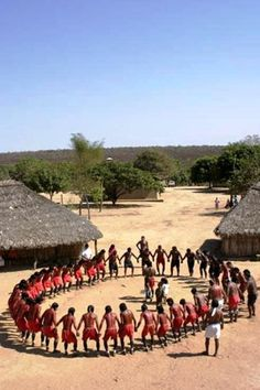 Beleza indígina brasileira 25. Índios do Brasil | Indians in Brazil - ritual