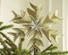 diy tree star topper