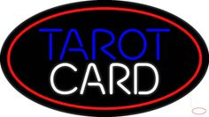 Red Tarot Card Real Neon Glass Tube Neon Sign,Affordable and durable,Made in USA,if you want to get it ,please click the visit button or go to my website,you can get everything neon from us. based in CA USA, free shipping and 1 year warranty , 24/7 service