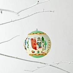 Shop 2016 Christmas Ornament Very Good Year.  Before you start planning next year's holiday party, be sure to remember this year.  This colorful, hand painted Christmas ornament features playful holiday designs and a 2016 marking.