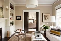 Clairemont Whole House Renovation - contemporary - living room - atlanta - by TerraCotta Properties