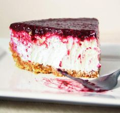 Cheesecake Fruits Rouges, Biscuits, Cooking Recipes, Healthy Recipes, Yams, Calories, Food To Make, Cake Recipes, Goodies