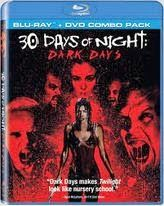 Shop 30 Days of Night: Dark Days Discs] [Blu-ray/DVD] at Best Buy. Find low everyday prices and buy online for delivery or in-store pick-up. Fright Night 2011, Kiele Sanchez, Diora Baird, Harold Perrineau, Katharine Isabelle, Mia Kirshner, 30 Days Of Night, Night Of The Demons, Robert G