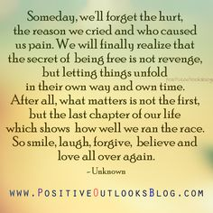 Love Again : Quotes | Positive Outlooks Blog