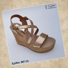 Greek Sandals, Cork, Platform, Footwear, Wedges, Athens, Handmade, Facebook, Shoes