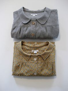 anna allen collared shirts.