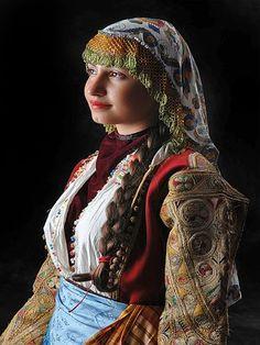 Macedonian traditional clothing