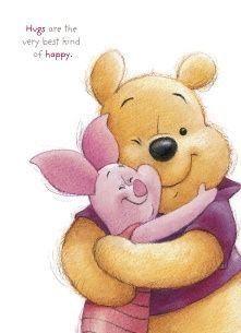 Piglet and Pooh – Paris Disneyland Pictures Ferkel und Pooh – Paris Disneyland Bilder Winnie The Pooh Drawing, Winnie The Pooh Pictures, Cute Winnie The Pooh, Winne The Pooh, Winnie The Pooh Friends, Pooh And Piglet Quotes, Hug Quotes, Friend Quotes, Life Quotes