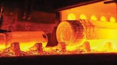 forged steel ingot Steel Mill, Industrial Interiors, Forged Steel, It Cast, Iron, Google Search, Melting Pot, Welding, Pipes