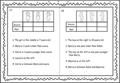 Another set of great logic puzzles.