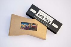 Packaging of the World: Creative Package Design Archive and Gallery: Humphrey Bow Ties (Student Work)