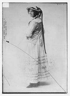 "Mrs. Chas. Hopkins in ""The Clever Ones"" (LOC) 