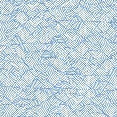 Art Gallery Fabrics / Meadow / Valley of Azure