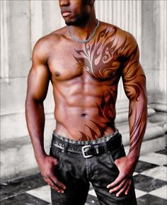 tattoos on african americans | ... .net/fs70/i/2011/215/e/d/tribal_tattoo_by_jlluesma-d43n2ih.jpg