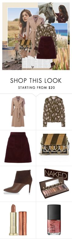 """""""To going where the wind blows"""" by rainie-minnie ❤ liked on Polyvore featuring Nana', Theory, Ulla Johnson, A.P.C., Chloé, Pierre Hardy, Urban Decay and NARS Cosmetics"""