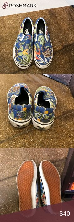 Vans special edition from jungle book Vans special edition from jungle book in great condition Vans Shoes Sneakers