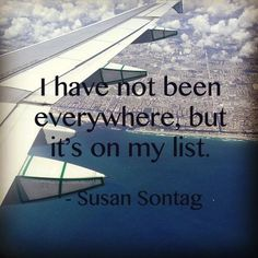 The Best Travel Quotes Of All