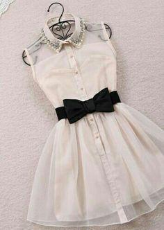 Vestido em Chiffon com Cinto produzido por queroupausar no AIRU. Mode Outfits, Dress Outfits, Casual Dresses, Prom Dresses, Teen Dresses, Dress Clothes, Woman Dresses, High Waist Dresses, Dresses For Kids
